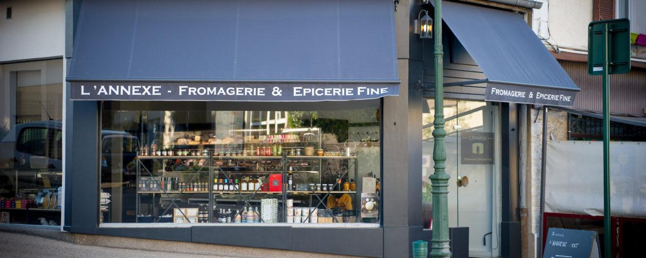 L' ANNEXE  Fromages Affinés, Charcuteries & Epicerie fine à Orgeval